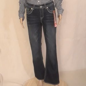 NWT Hydraulic Lola Boot Cut Jeans - SZ 11/12 Short